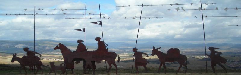 Camino Pilgrims